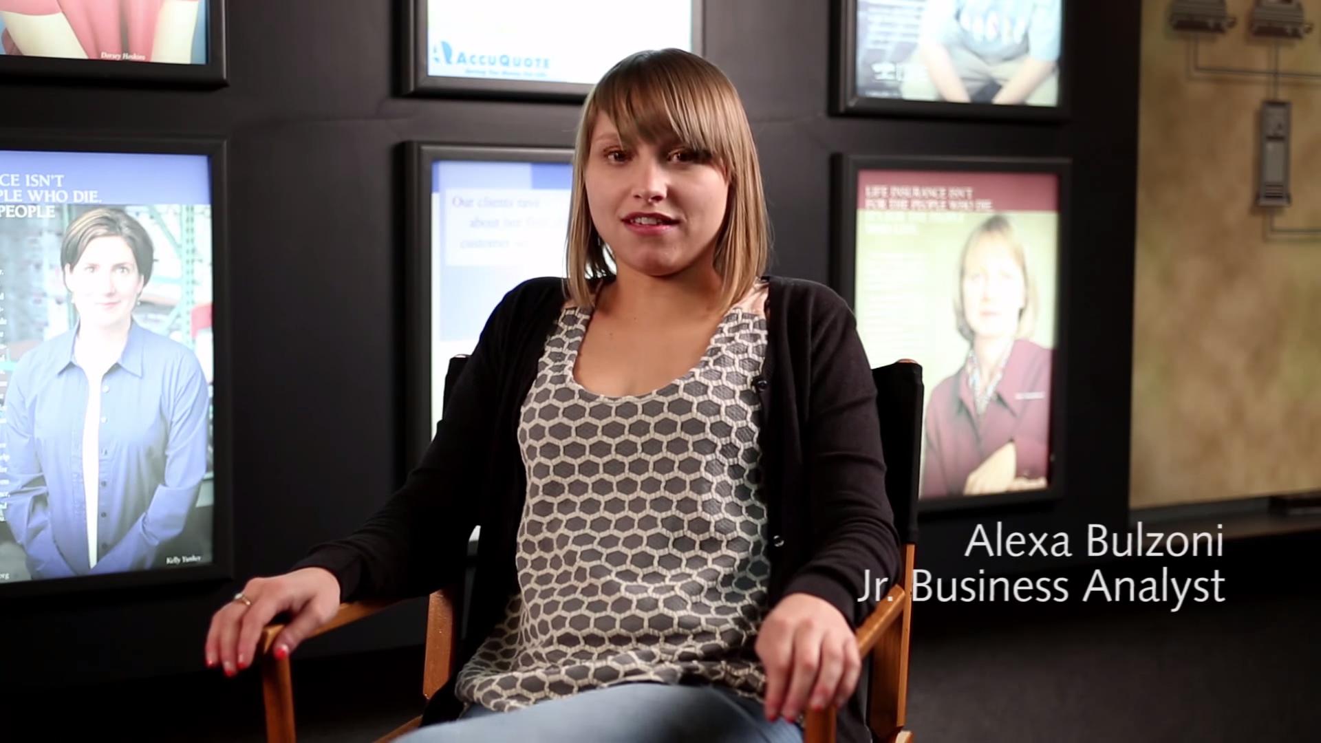 Corporate Recruiting Video